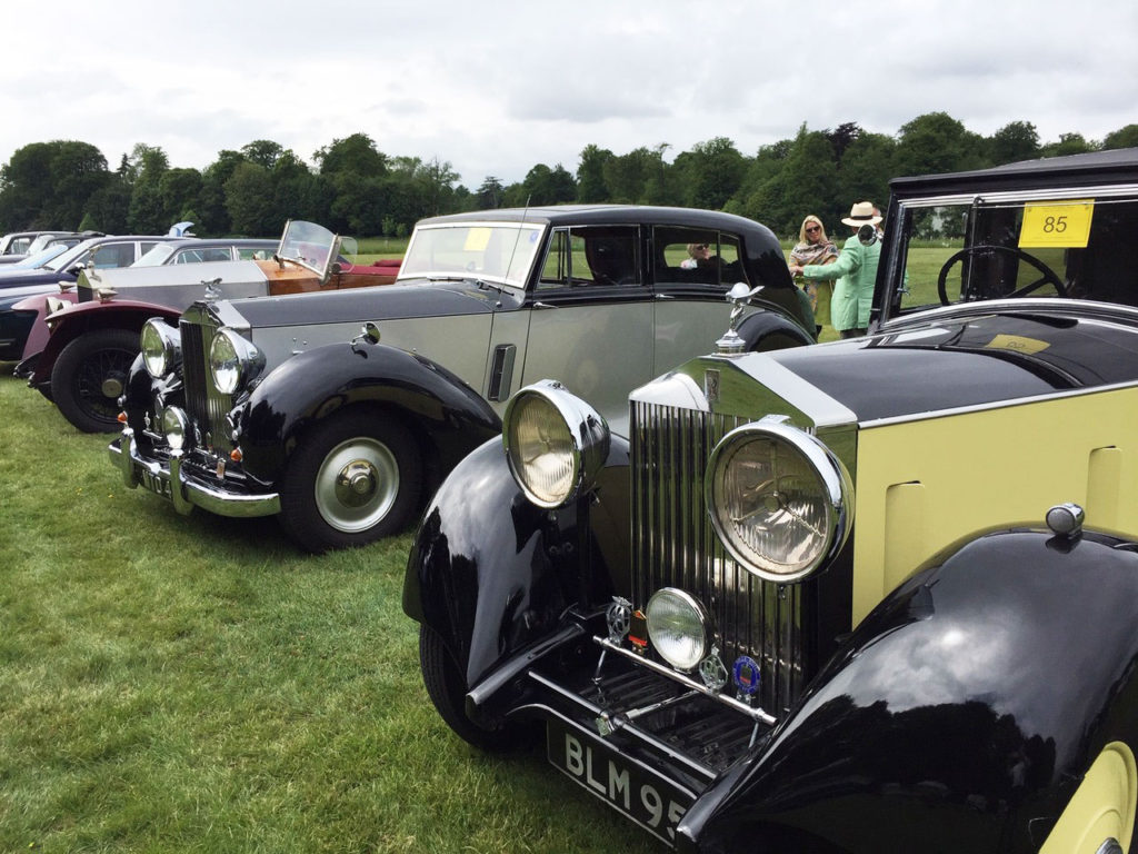 More magnificence at the South of England Rally 2019
