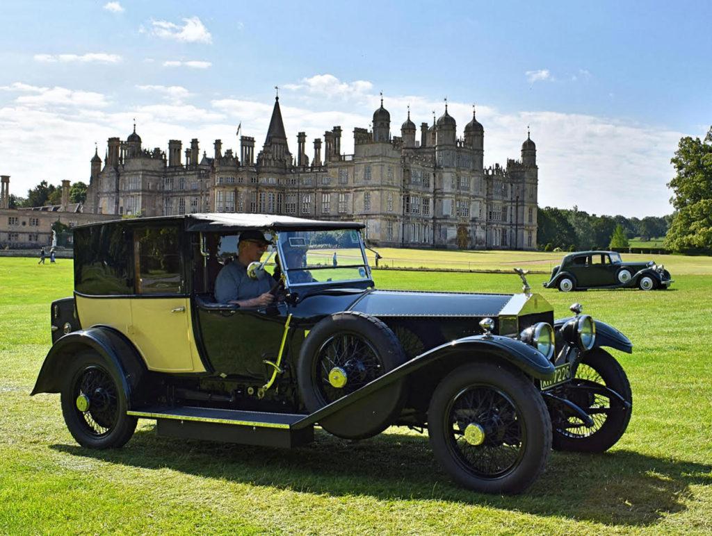 1920 Rolls-Royce Silver Ghost Brougham by Kellner (photo: Richard Fenner)