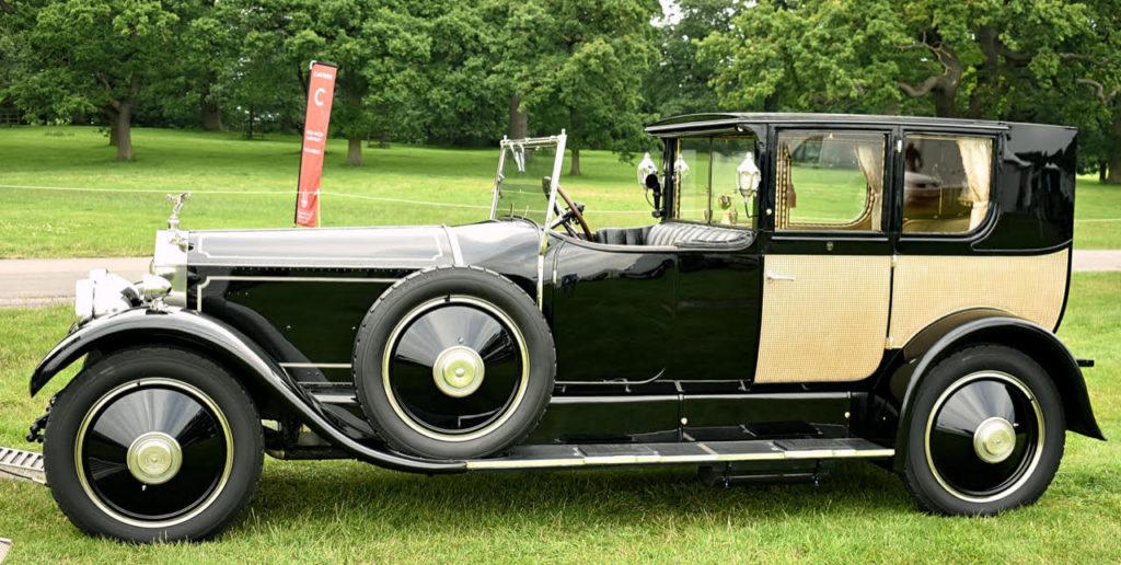 1926 Rolls-Royce Phantom 1 with coachwork by Clark of Wolverhampton (photo: Richard Fenner)