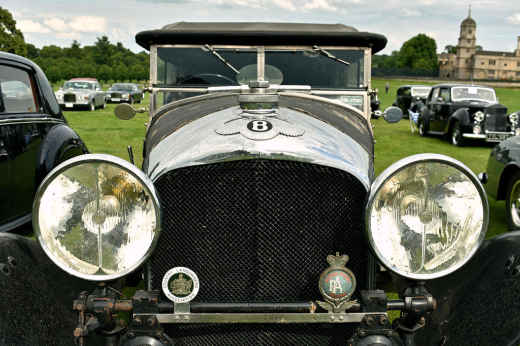 1928 Bentley four and a half litre