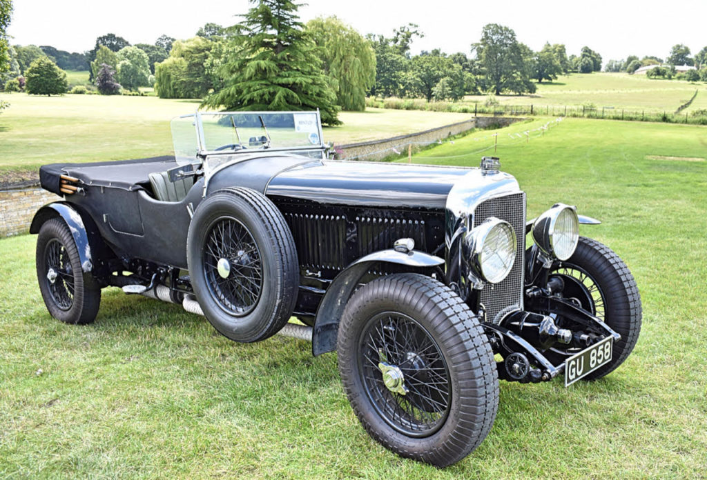 1929 Bentley six and a half litre