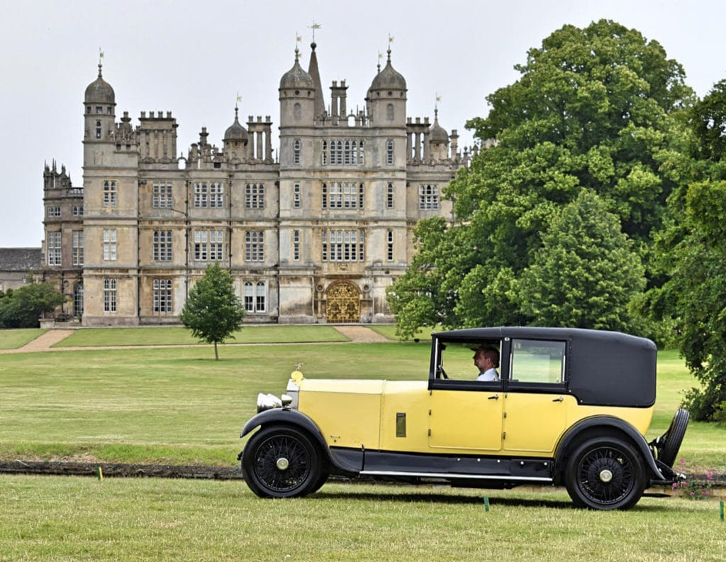 1929 20HP model with coachwork by Windover (photo: Richard Fenner)