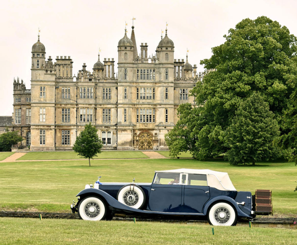 Touring in the grand style a 1933 Phantom II by Thrupp & Maberly (photo: Richard Fenner)