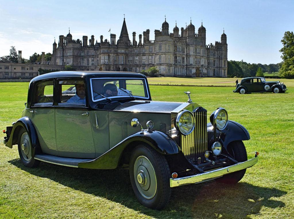 1933 20/25 model by Mann Egerton (photo: Richard Fenner)