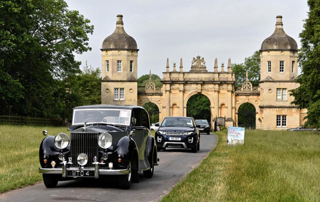 A regal 1949 Rolls-Royce Silver Wraith by Simpson & Slater (photo: Richard Fenner)