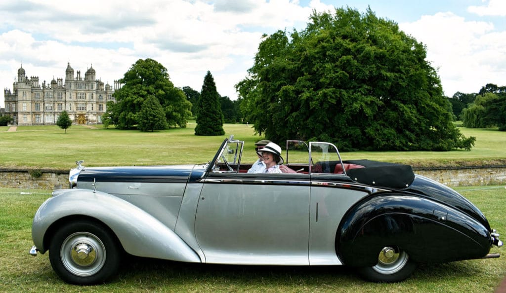 1950 Bentley MkV1 Drophead Coupe by Park Ward