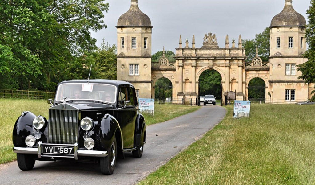 1951 Rolls-Royce Silver Dawn (photo: Richard Fenner)