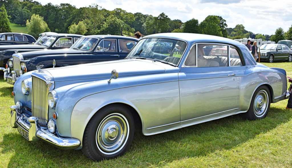 1956 Bentley S1 Coupe