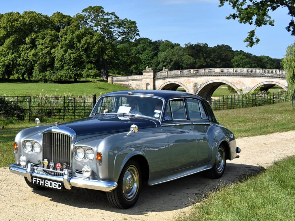 1965 Bentley S3 saloon
