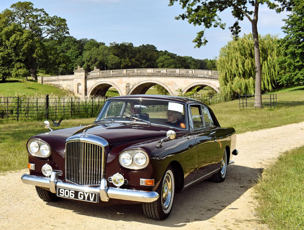 1964 Bentley Continental S3 Fixed Head Coupe by Mulliner Park Ward