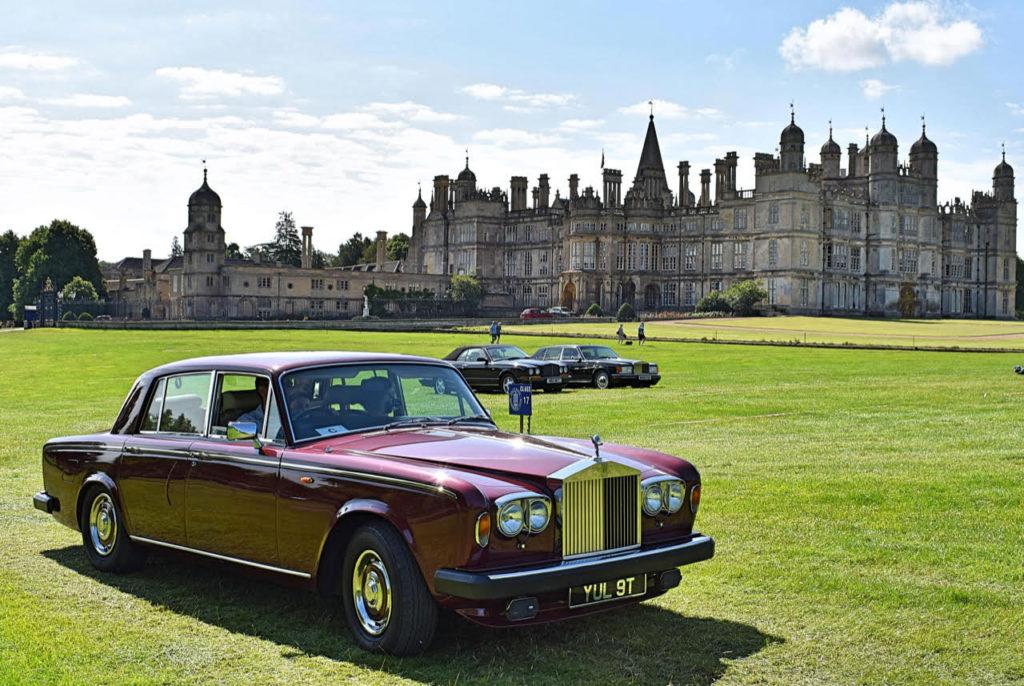 1978 Rolls-Royce Silver Shadow II (photo: Richard Fenner)