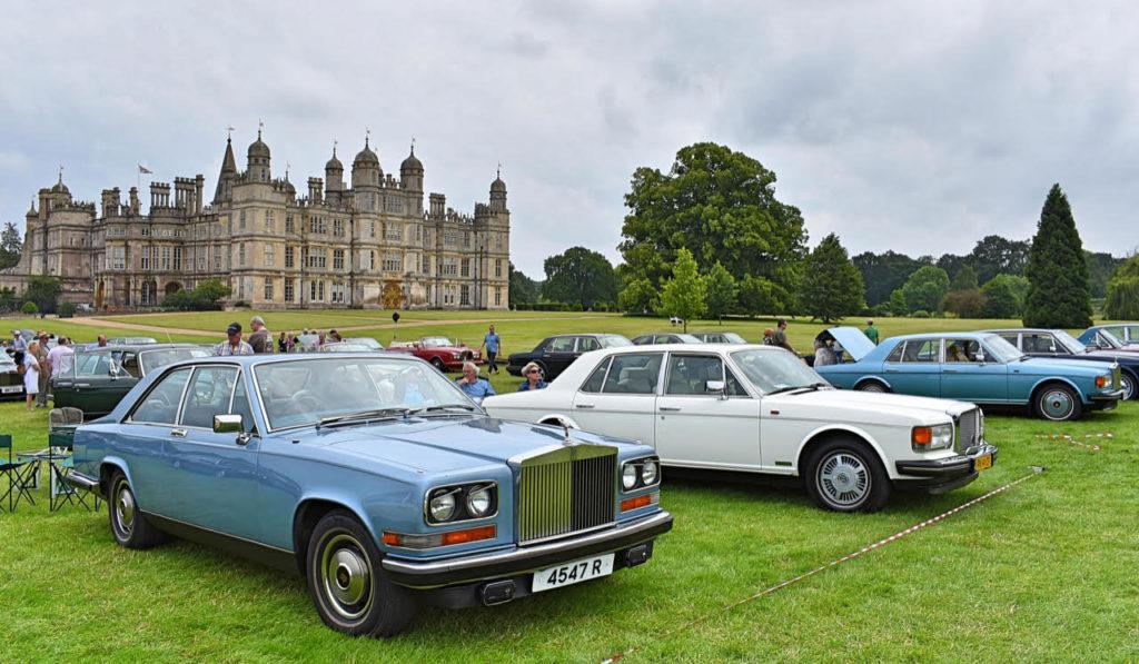 1980 Rolls-Royce Carmargue and 1986 Bentley Eight (photo: Richard Fenner)