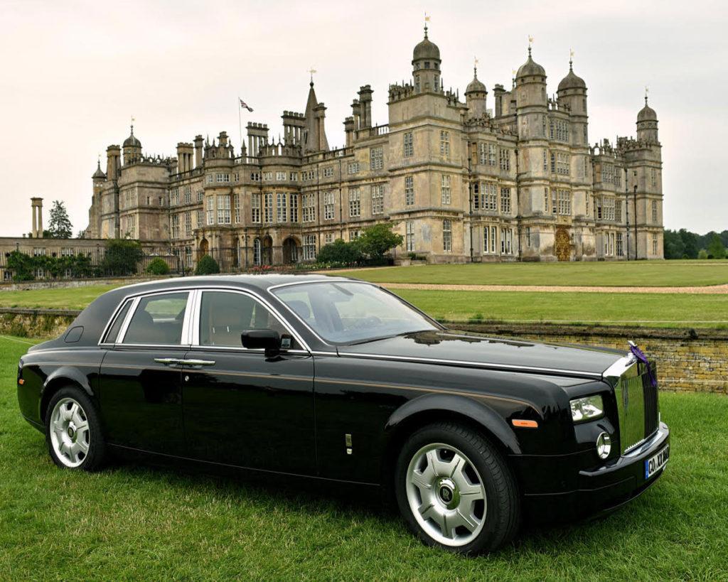 2007 Rolls-Royce Phantom (photo: Richard Fenner)
