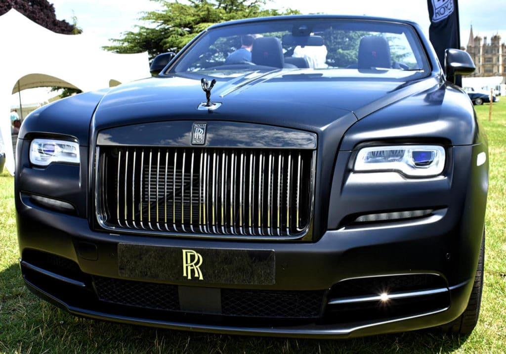 2019 Rolls-Royce Dawn makes own unique statement (photo: Richard Fenner)