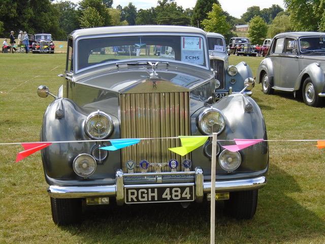 David Matthews' 1955 Rolls-Royce Silver Wraith