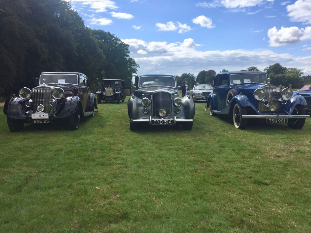 A wide variety of models and coachwork could be enjoyed